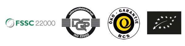 zertifikate iso 2200 iso 9001 lebensmittelsicherheit qualitaetsmanagement